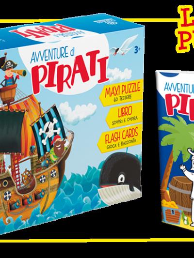 Cop puzzle Pirati